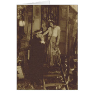 Cartes Photo de film de Joan Crawford Nils Asther