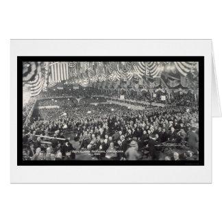Cartes Photo républicaine 1920 de Chicago, IL