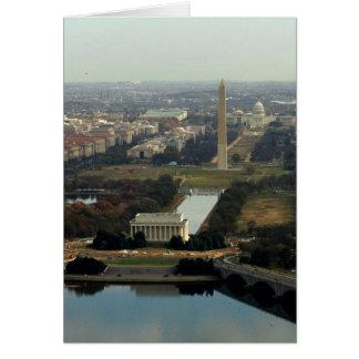 Cartes Photographie aérienne de Washington DC