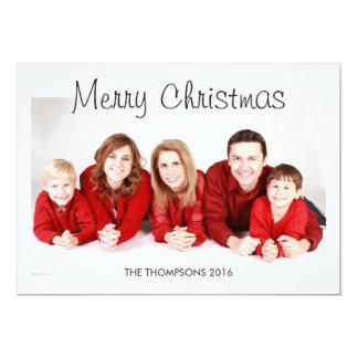 Cartes photos personnalisés de Noël
