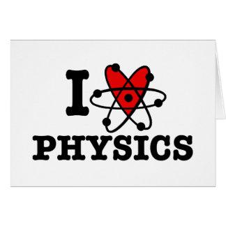 Cartes Physique