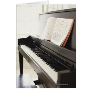 Cartes Piano
