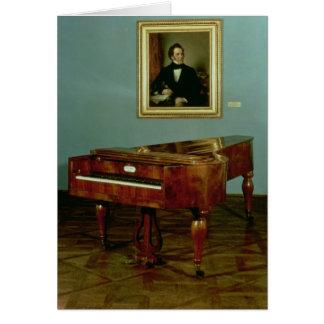 Cartes Piano appartenant à Franz Peter Schubert