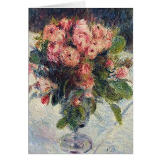 Cartes Pierre Mousse-Roses de Renoir un |