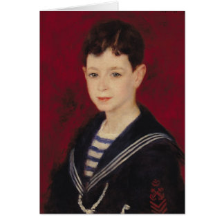 Cartes Pierre un portrait de Renoir | de Fernand Halphen