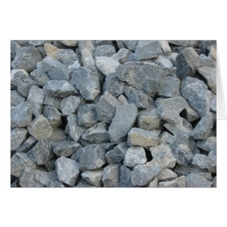 Cartes Pile des roches
