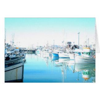 Cartes Pilier 39 - Le quai du pêcheur