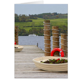 Cartes Pilier de baie de canard, Loch Lomond, Ecosse