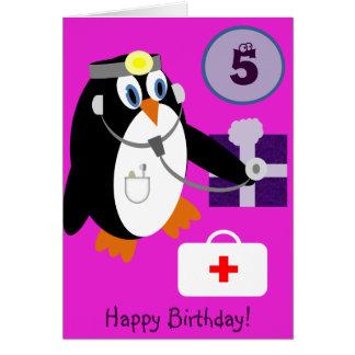 Cartes Pingouin d'Anivalley Polly