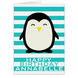 Cartes Pingouin de Lil