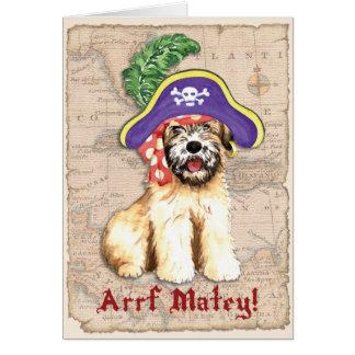 Cartes Pirate blond comme les blés