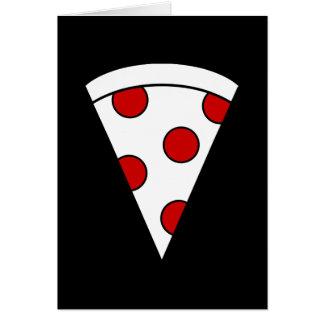 Cartes pizza