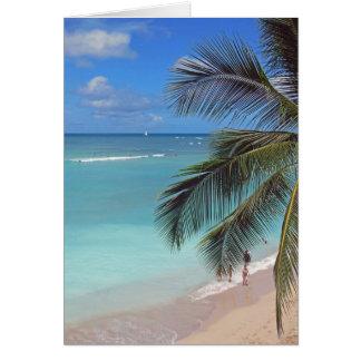 Cartes Plage de Waikiki