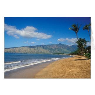 Cartes Plage Maui Hawaï de Kamole