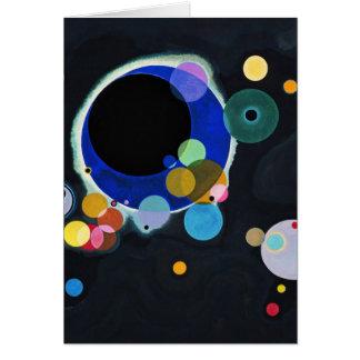 Cartes Plusieurs cercles
