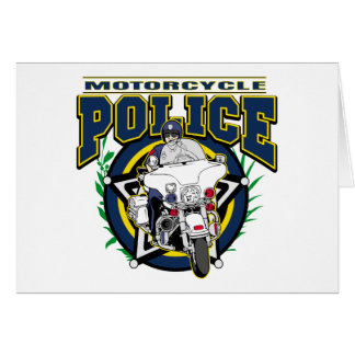 Cartes Police de moto