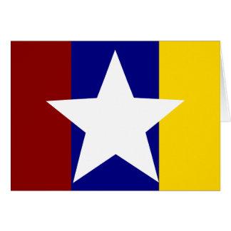 Cartes Police de Myanmar, drapeau de Myanmar