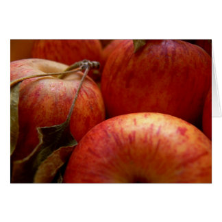 Cartes Pommes d'automne