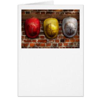 Cartes Pompier - casquettes - sélectionnez un casquette,
