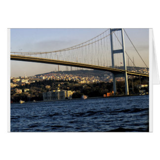 Cartes Pont à Istanbul