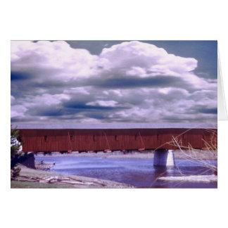 Cartes Pont couvert occidental de Montrose