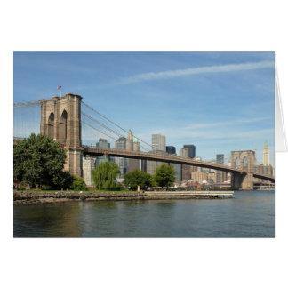 Cartes Pont de Brooklyn