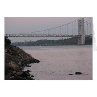 Cartes Pont de George Washington