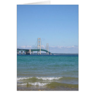 Cartes Pont de Mackinac