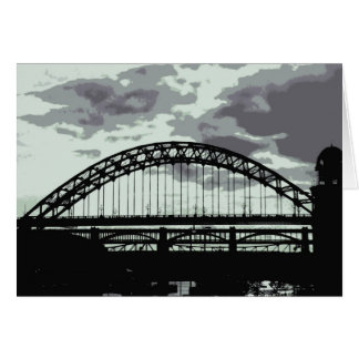 Cartes Pont de Tyne, Newcastle