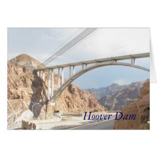 Cartes Pont en barrage de Hoover