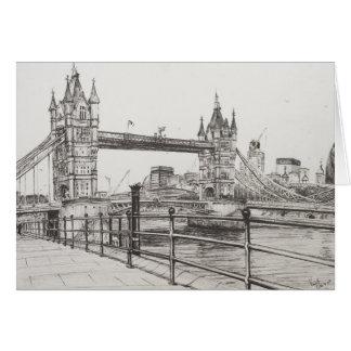 Cartes Pont Londres 2006 de tour