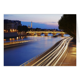"""Cartes """"Pont pont et Eiffel de Louis Philippe"""""""
