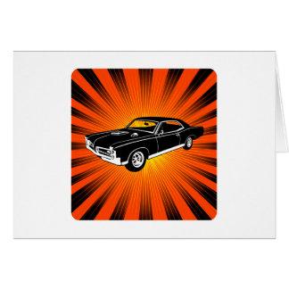 Cartes Pontiac 1967 GTO