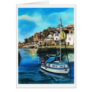Cartes Port de Brixham, Devon du sud