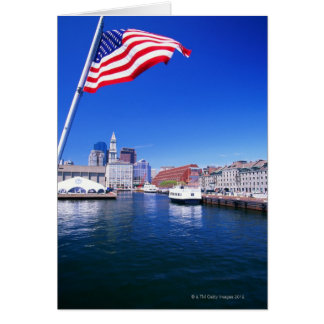 Cartes Port des Etats-Unis, le Massachusetts, Boston,