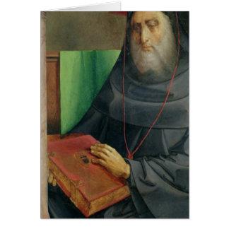 Cartes Portrait de Bessarion cardinal c.1475