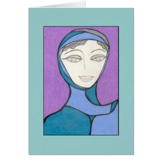 Cartes Portrait de clarté/de Retrato de la claridad