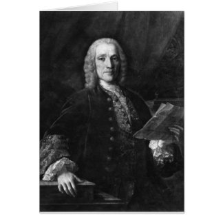 Cartes Portrait de Domenico Scarlatti