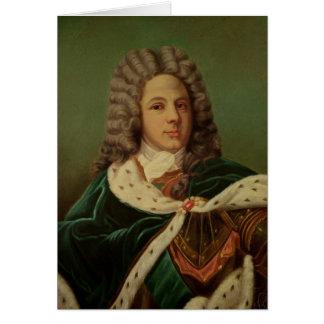 Cartes Portrait de Duc de Saint-Simon