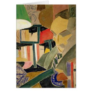 Cartes Portrait de Joan Salvat-Papasseit 1918