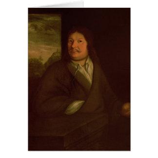 Cartes Portrait de Johann Ambrosius Bach, 1685
