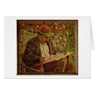 Cartes Portrait de John Maynard Keynes (1883-1946) (huile