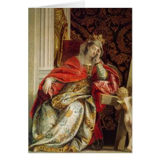 Cartes Portrait de la Sainte-Hélène