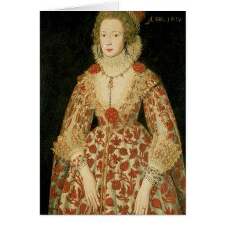 Cartes Portrait de Madame, 1619