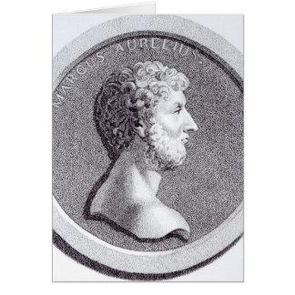 Cartes Portrait de Marcus Aurelius