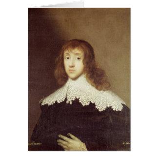 Cartes Portrait de monsieur Ralph Verney