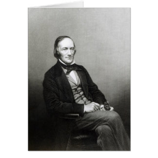 Cartes Portrait de monsieur Richard Owen