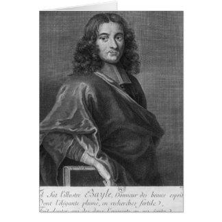 Cartes Portrait de Pierre Bayle