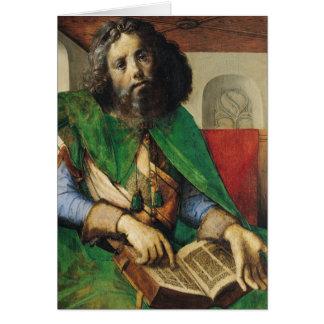 Cartes Portrait de Platon c.1475