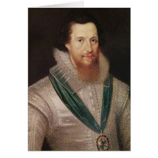 Cartes Portrait de Robert Devereux c.1596